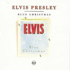 Elvis: Blue Christmas by Elvis Presley (CD, Sep-1992, RCA)