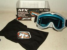 20 Pairs of ProGrip '3200' Silver Off Road Goggles-NEW!