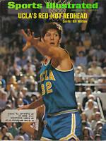 1972 (Mar.6)  Sports Illustrated Magazine, basketball, Bill Walton, UCLA ~ Good