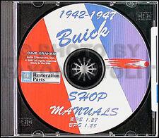 buick lucerne service manual cd