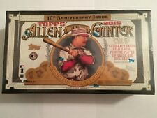 2015 Topps Allen & Ginter Baseball Box - Hobby