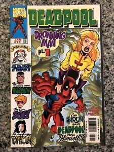 DEADPOOL #12 VF/NM (Marvel 1998)