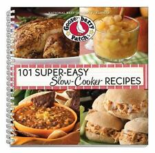 101 Super Easy Slow-Cooker Recipes by Gooseberry Patch  NEW