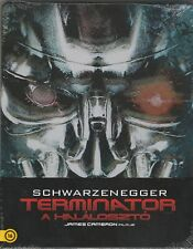 Terminator (1984) Blu-Ray Steelbook New Region Free Audio: Eng. Italian Russian
