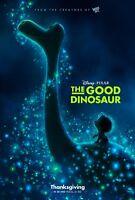 Good Dinosaur - original DS movie poster - 27x40 D/S Final