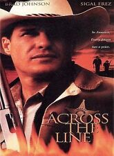 Across the Line (DVD, 2000) Disc Only  1-86