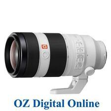 Sony FE 100-400mm F4.5-5.6 GM OSS Lens Sel100400gm E-mount 1 Year AU WTY