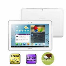 Tablette Samsung Galaxy Tab 2 GT-P5110 - Blanc - Produit neuf reconditionné