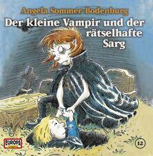 CD * DER KLEINE VAMPIR - HÖRSPIEL 12 - UND DER RÄTSELHAFTE SARG # NEU OVP =