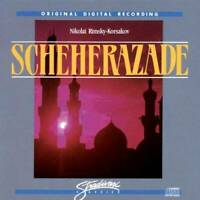 Scherazade - Audio CD By Rimsky-Korsakov - VERY GOOD