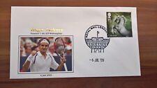 Brief / Letter, Roger Federer, ATP #1 2009, ATP Nummer 1 im Jahr 2009