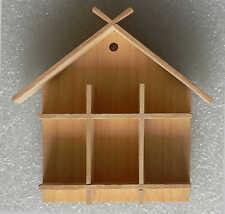 Petite maison pour présenter des figurines miniatures - pour collectionneur