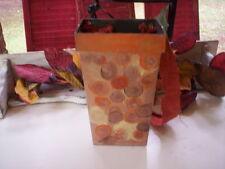 Rustic Autumn wall bucket/Fall door hangers/Fall thanksgiving wall bucket decor