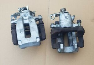 VW Audi Golf MK4 V6 4motion R32 S3 8L TT MK1 256mm Rear Brake Calipers Carriers