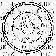 Brake Engineering 962049 Equiv to Borg & Beck BBR7082 Brake Drum