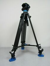 Benro A573TBS7 Dual Stage Video Tripod - Max Load - 15.4 lb / 7 kg