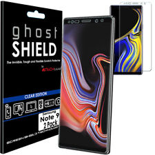 2x TECHGEAR (TPU) FULL COVERAGE Screen Protector Cover for Samsung Galaxy Note 9