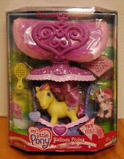 My Little Pony. Balloon Flying With Merriweather 2005 Crystal Princess Breezy