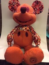 Disney Store Mickey Mouse Memories PLUSH JULY Limited LE NWT