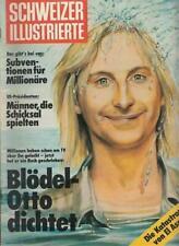 Schweizer Illustrierte 80/42 Claudia Cardinale,Otto Waalkes