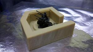 * Artitec 80008 WW2 Anti Aircraft Stand Resin Kit 1:87 Scale