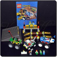 LEGO 6617 Tough Truck Rally, Vintage 2000 Monster Trucks, Unique Pieces Complete