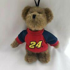 Boyds Bears Christmas Ornament NASCAR 24 Jeff Gordon