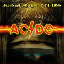 AC/DC - BROADCAST COLLECTION 1974 - 1988 - 14CD BOXSET - NEW/SEALED