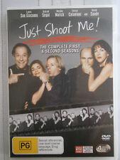 Just Shoot Me! Box Set DVD - Complete Season Series 1 & 2