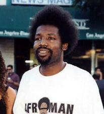 Afroman T Shirt Men's Xl Rap Hip Hop Album Promo Tee 2000 Because I Got High