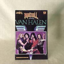 1990 Van Halen ~ Rock N' Roll Comics #16