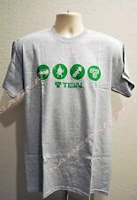 """IN STOCK"" AUTHENTIC TEIN ORIGINAL GOODS CIRCLE T-SHIRT GRAY- SIZE X-LARGE"