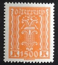 """Österreich """"Freimarken 1922"""" Mi.Nr: 393 postfrisch/** MNH (83)"""