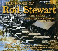 The Roots Of Rod Stewart: The Great American Songbook 1927-1944 [CD]
