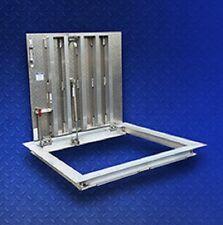 Halliday S1S Floor Door - Angle Frame - 300 lbs./psf. - 24 x 24