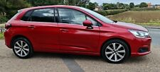 Citroen c4 platinum 1.6 blue hdi turbo diesel 2017 satnav dab 36.000 mls