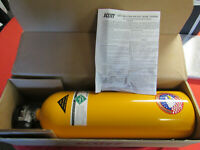 SCOTT SAFETY 804101-01 or MSA 809872-SP. SCBA Cylinder  30 Min. 2216 Psi. YELLOW