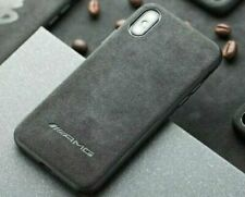 iPhone Mercedes AMG Alcantara Suede ALL MODELS Phone Case Cover -FREE EU POST-