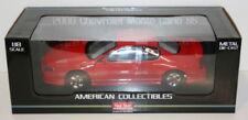 Sunstar 1/18 Diecast - 1987 - 2000 Chevrolet Monte Carlo SS - Torch Red
