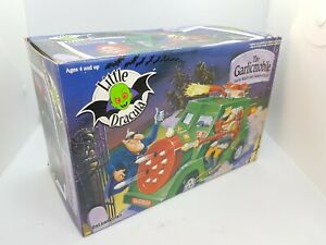 Vintage Little Dracula The Garlicmobile - Garlic Man Vehicle Bandai - unused mib