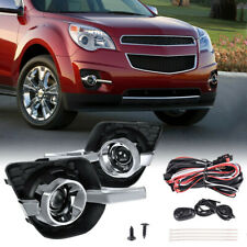 Driver side WITH install kit -Chrome 100W Halogen 2012 Gmc ACADIA Post mount spotlight 6 inch