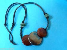 Natürliche Echtschmuck-Halsketten & -Anhänger mit Aventurin-Schönheits