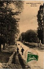CPA   Saint-Brice-sous-Foréts (S.-et-O.) - Rue de Paris   (519993)