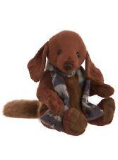 Bears Loyal Charlie Bears Polka Dot Minimo 20cm Limited To 1200 Brand New With Tags 100% Original
