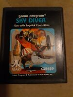 SKY DIVER for ATARI 2600 ▪︎ CARTRIDGE ONLY  ▪︎ FREE SHIPPING ▪︎