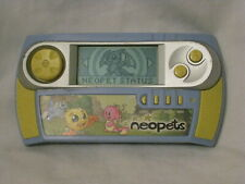 NeoPets 2008 Zizzle hand held electronic LCD game virtual neopet toy