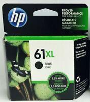 New Genuine HP 61XL Black Ink Cartridge Deskjet 1000 1010 1011