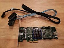 Adaptec ASR-3405 128MB 4-Port PCI-E RAID Controller w /Cable