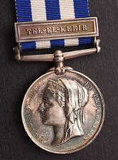 Egypt Medal ~ TEL-EL-KEBIR ~ 2nd  Royal Irish Regiment ~ Pte  T Moore
