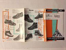 DEPLIANT PUBLICITAIRE ARIMA SCHUH WINTERKOLLEKTION 1967 /  FRANKFURT